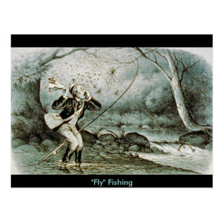 Fly Fishing Postcards