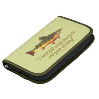 Fly Fishing Quote Organizers