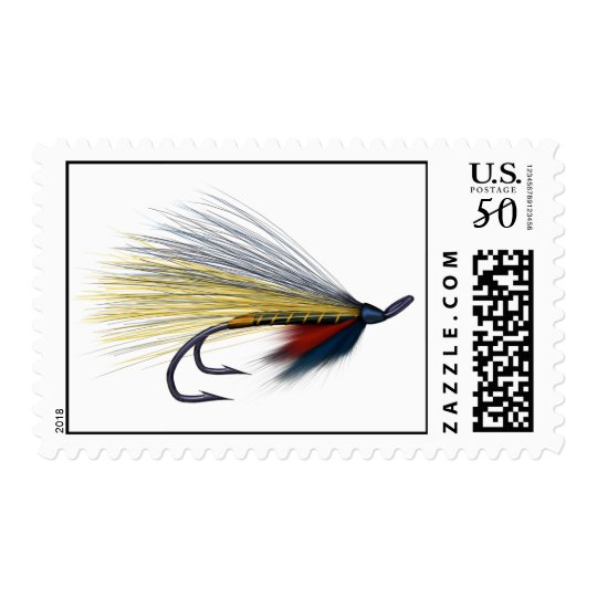 Fly Fishing Stamp 1