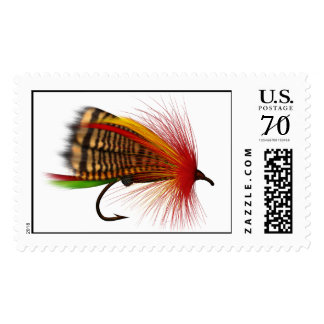 Fly Fishing Stamp 3