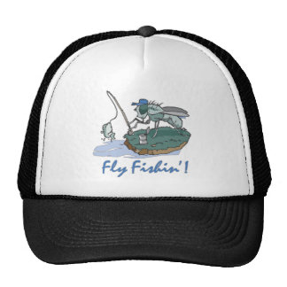Fly Fishing T-shirts and Gifts Trucker Hat