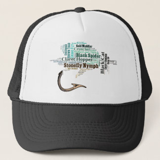 Fly Fishing Tee Shirts, Gifts and Novelties Trucker Hat