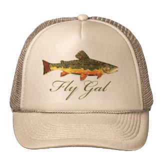 Fly Fishing Women Trucker Hats