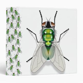 Fly Flies on Binder