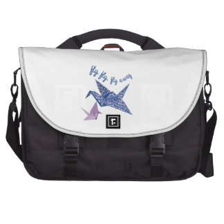 Fly Fly Fly Away Laptop Bag