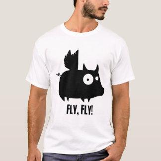 Fly Fly Piggy T-Shirt