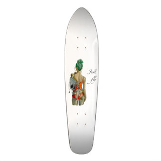 fly fly skateboard deck