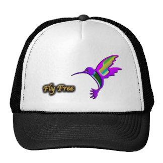 Fly Free #10 Trucker Hat