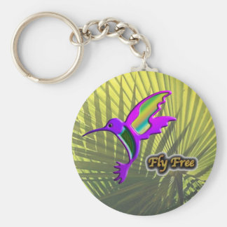 Fly Free 10 Keychains