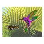 Fly Free #11 Post Cards