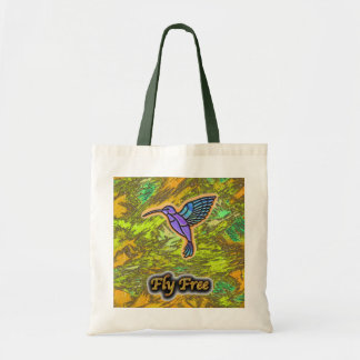 Fly Free #2 Tote Bag