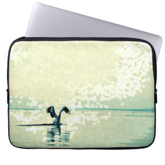 Fly free laptop sleeve
