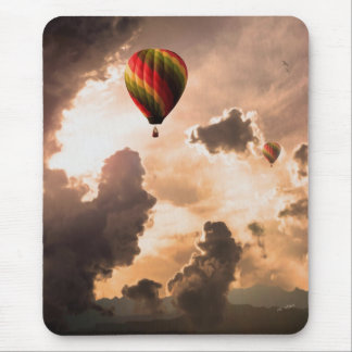 Fly Free My Hot Air Balloon – The Journey Edition Mouse Pad