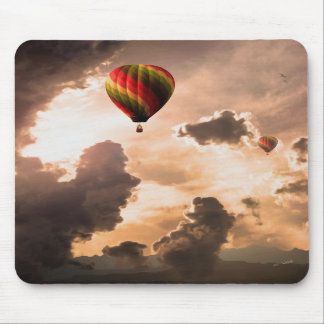 Fly Free My Hot Air Balloon – The Journey Edition Mouse Pads