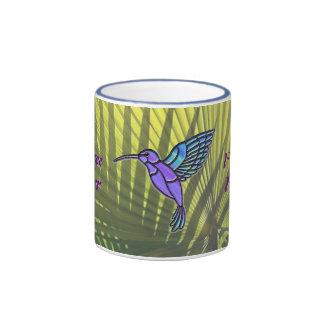 Fly Free Ringer Mug