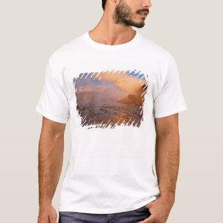 Fly Geyser in the Black Rock Desert T-Shirt