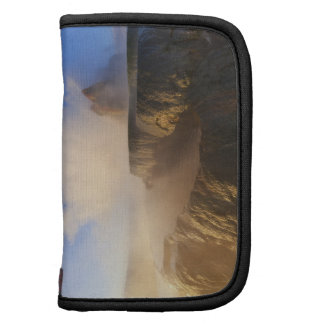 Fly Geyser with snow capped Granite Range 2 Organizer