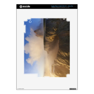 Fly Geyser with snow capped Granite Range 2 Skin For iPad 3