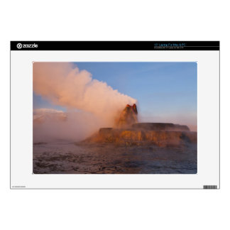"""Fly Geyser with snow capped Granite Range 3 Skin For 15"""" Laptop"""