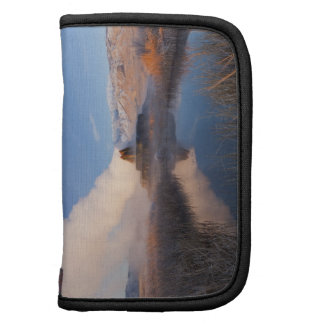 Fly Geyser with snow capped Granite Range 4 Organizers