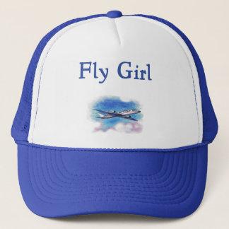 Fly Girl Flight Attendant Hat