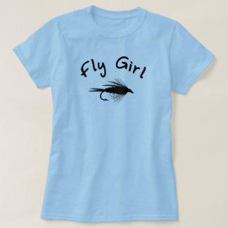 FLY GIRL FLY FISHING T-Shirt