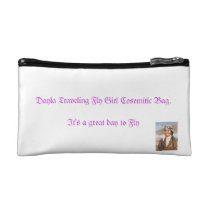 Fly Girls products traveling cosemitc bage Makeup Bag