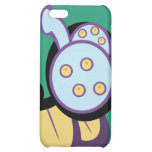 Fly graphic cartoon case for iPhone 5C