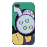 Fly graphic cartoon iPhone 4/4S cases