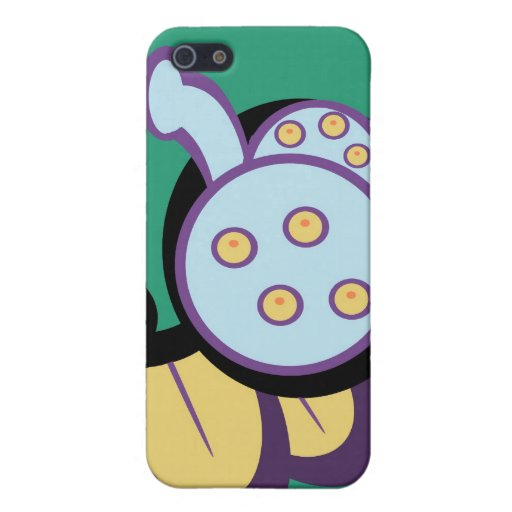 Fly graphic cartoon iPhone 5 cases