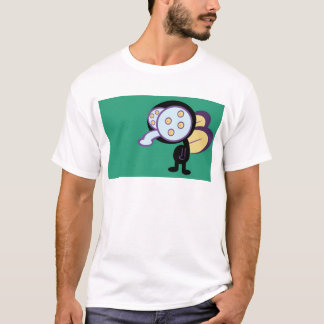 Fly graphic cartoon T-Shirt