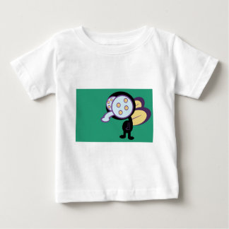 Fly graphic cartoon tee shirt