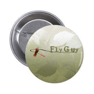 Fly Guy Button