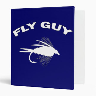 Fly Guy Fly fishing lure Binder