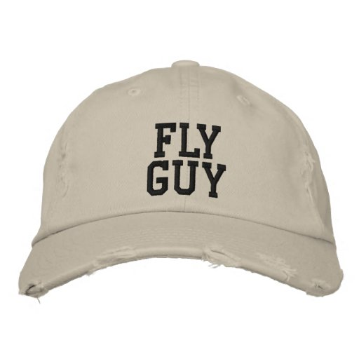 Fly Guy Fly fishing lure Baseball Cap