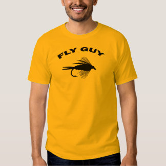 Fly Guy Fly fishing lure Shirt