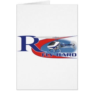 Fly Hard Card