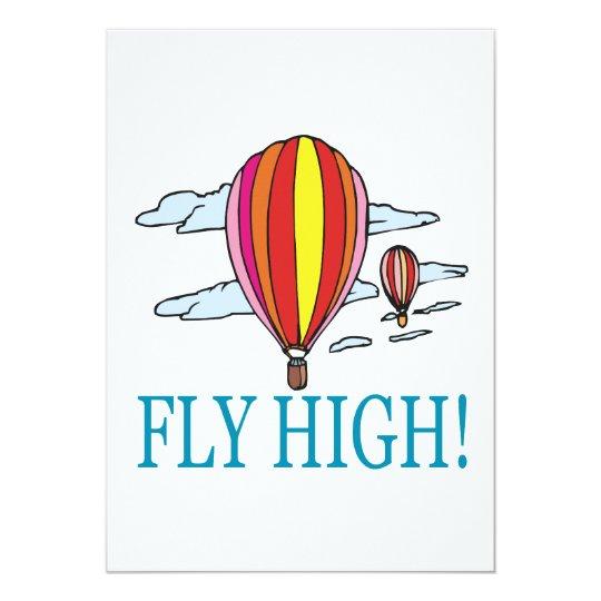 Fly High Card