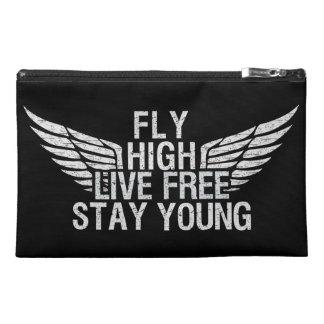 FLY HIGH custom accessory bag