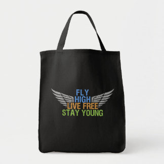 FLY HIGH custom bag – choose style & color
