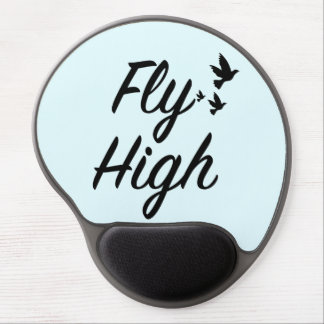 Fly High Gel Mouse Pad