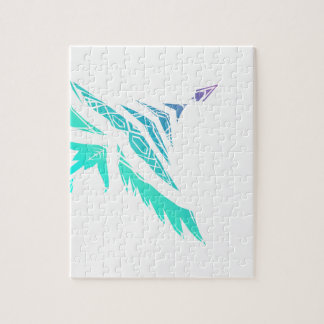 Fly High (Icy) Jigsaw Puzzle