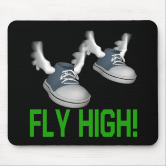 Fly High Mouse Pad