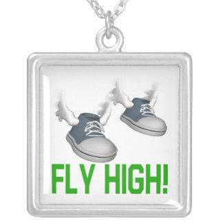 Fly High Custom Necklace