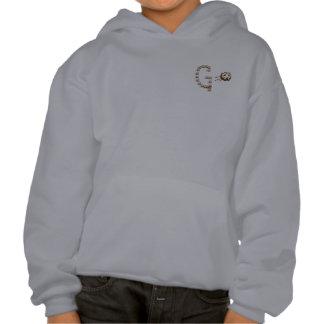 FLY HIGH Star Team G,  Alpha Golf  Logo Hoodie