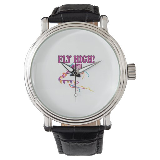 Fly High Wrist Watches