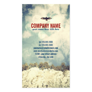Fly Higher Double-Sided Standard Business Cards (Pack Of 100)