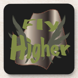 Fly Higher Drink Coaster