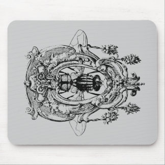 Fly in the Ornament Mouse Pad