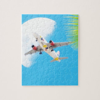 Fly In The Sky Jigsaw Puzzle